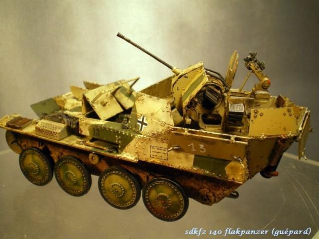 sd.kfz 140 flakpanzer (gépard) maquette Tristar 1/35 - Page 2 333704IMGP3212