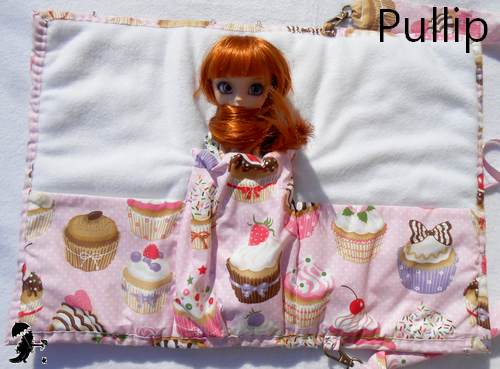 La Reine des Pluies: Carrosses pour dolls:tissus little doll 334310346