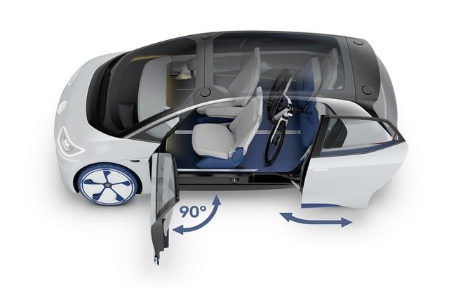 La première mondiale de l'I.D. lance le compte à rebours vers une nouvelle ère Volkswagen  334319DB2016AL01960large