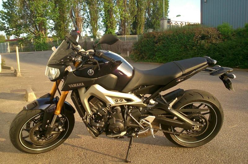 Photos de toutes les Yamaha MT-09 du forum ! :) - Page 25 335372YAnimalSmith