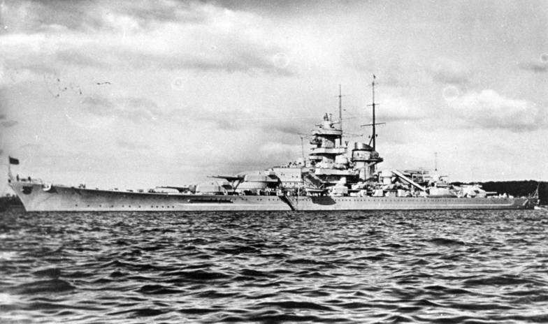 LFC : 16 Juin 1940, un autre destin pour la France (Inspiré de la FTL) 335715BundesarchivDVM10Bild236321SchlachtschiffGneisenau
