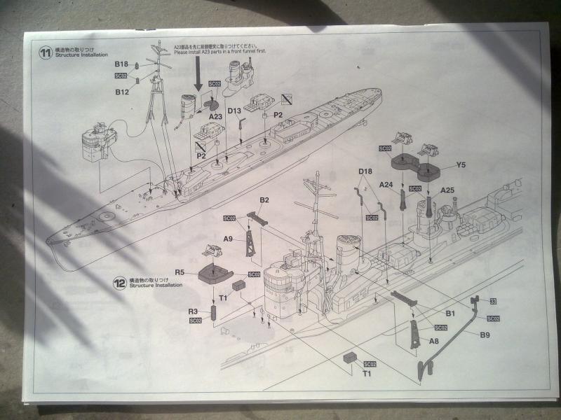 destroyer Yukikaze par Pascal 94 33597216102010848