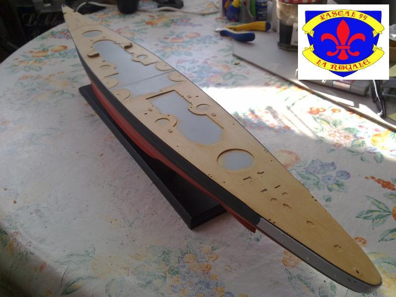 Croiseur de bataille Scharnhorst  au 1/350 de dragon - Page 2 336010210320111295b