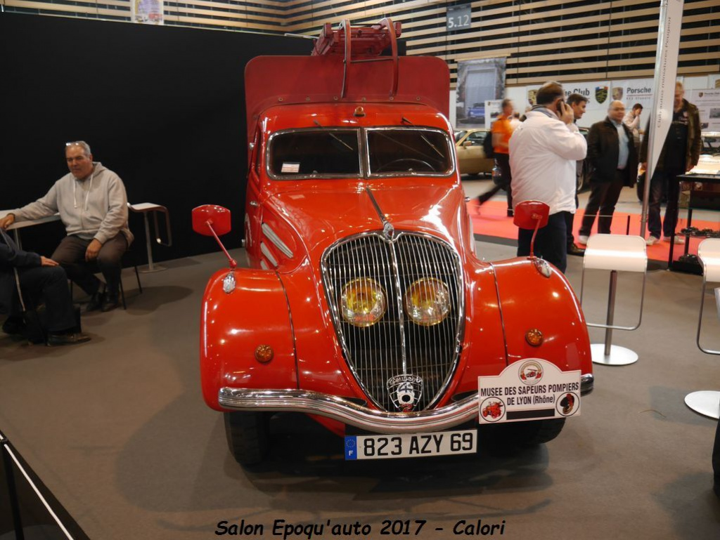 [69] 39ème salon International Epoqu'auto - 10/11/12-11-2017 - Page 5 337388P1070609