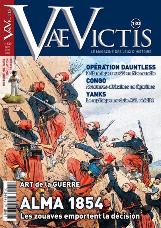 Vae Victis n°130 338762VaeVictis130cover