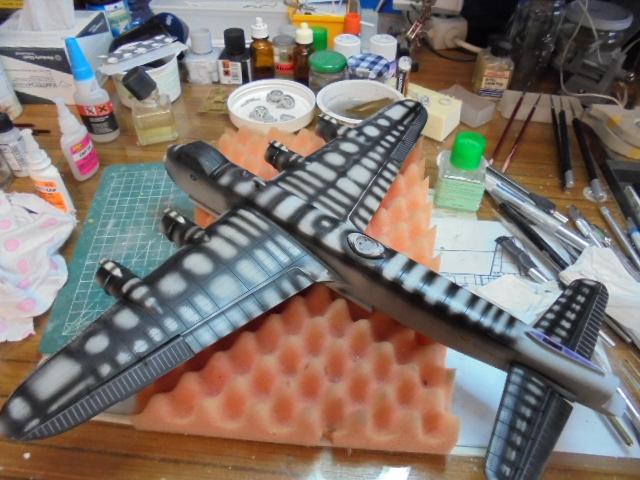 Short Stirling MkIII BF-513 Italeri 1/72, 2ème !!!!!....Terminé!!! - Page 3 339363DSC00015