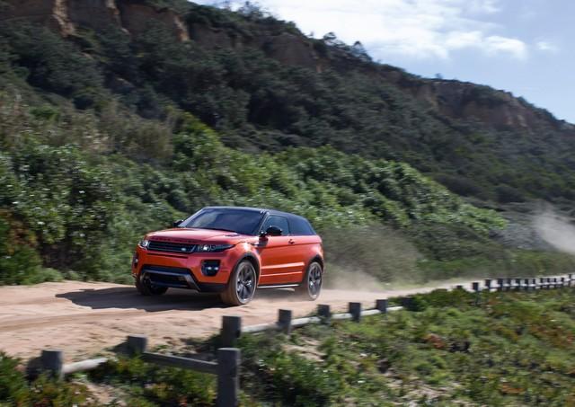 Range Rover Evoque Deux Nouveaux Modèles Autobiography en 2015 340344RREVQ15MYABDynamic18021410
