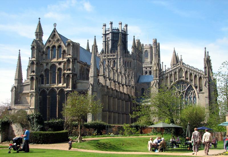 Concert à la cathédrale de Ely (UK) le samedi 29 avril 2017 340827CathedralElyarrire2