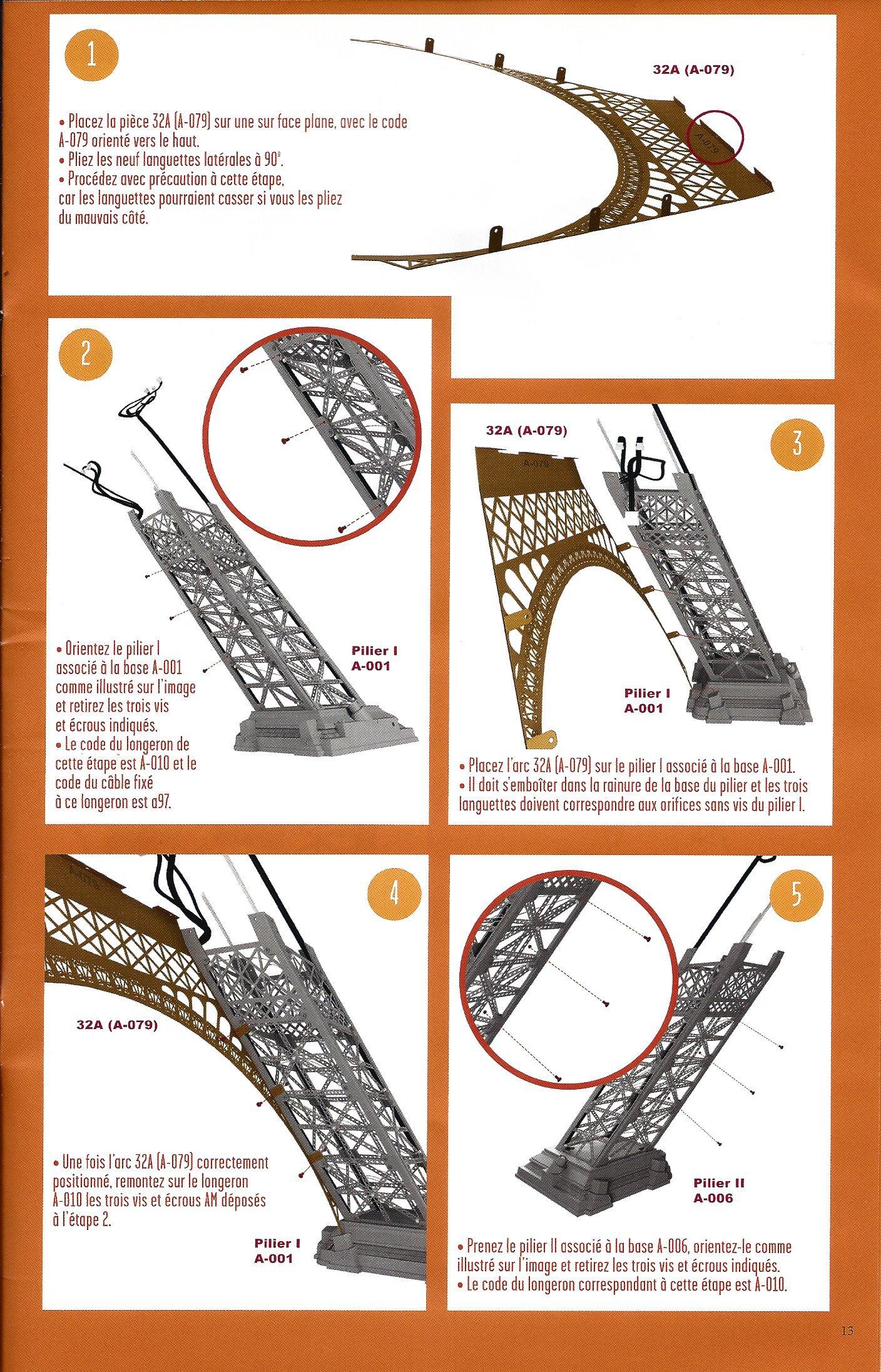 Numéro 32 - Je construis la Tour Eiffel - La fréquentation de la Tour (2/2) 34097632c