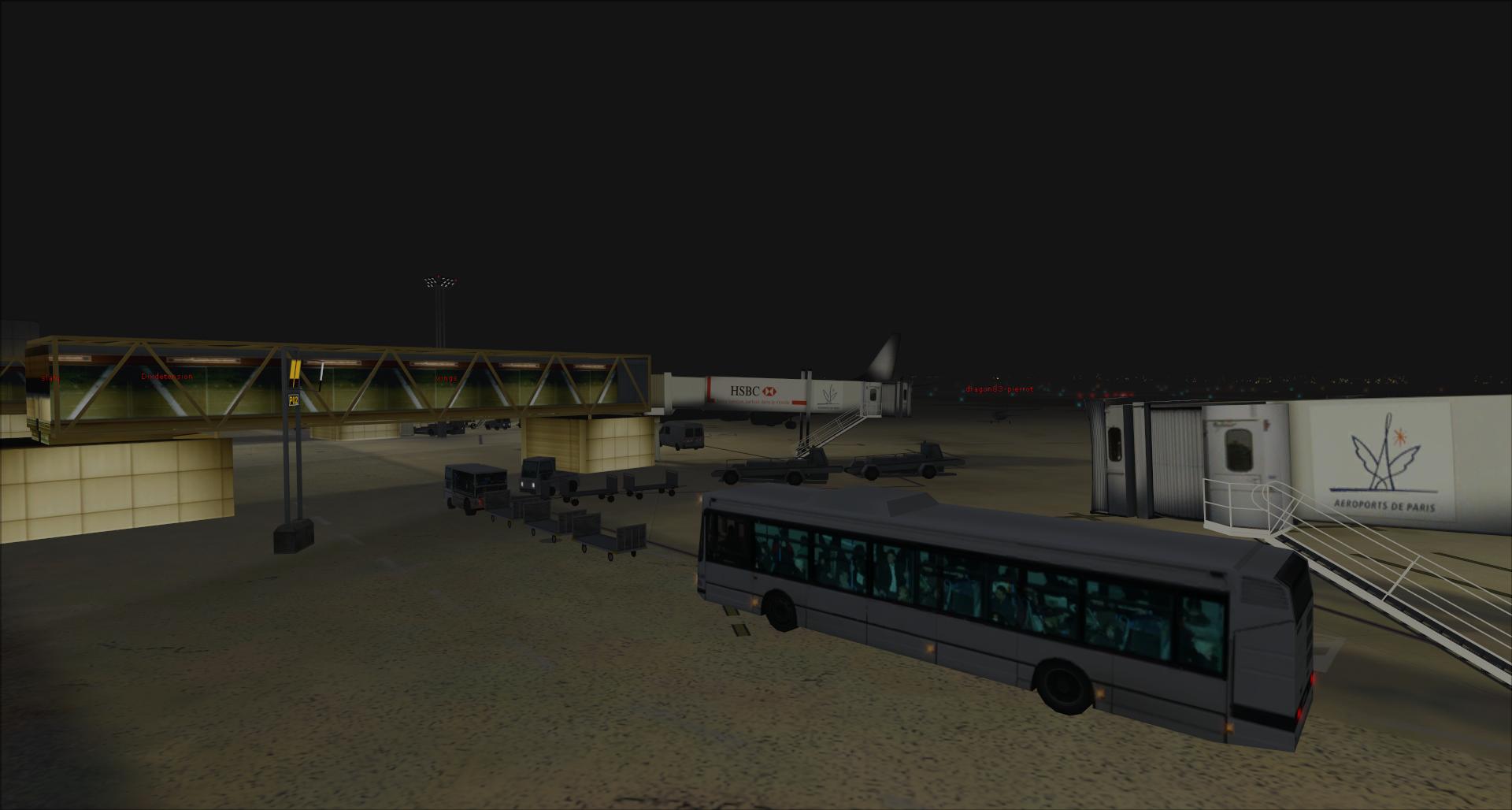 Rapport de vol: Atterrissage aux instruments 3411112014103120154517