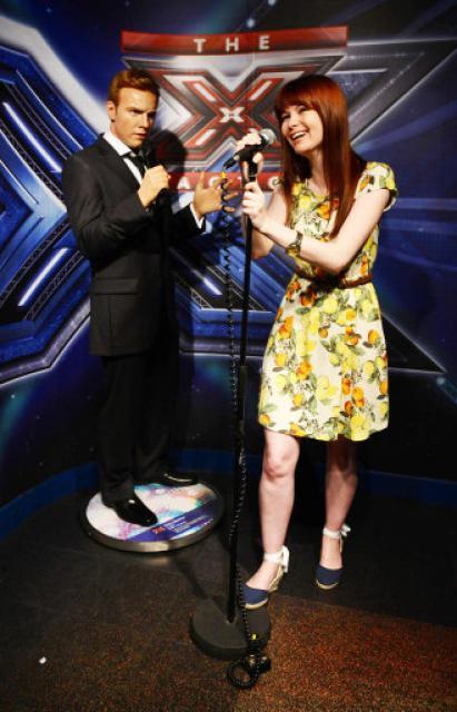 Gary arrive à l'audition de X Factor à Birmingham 1/06/11 341150009