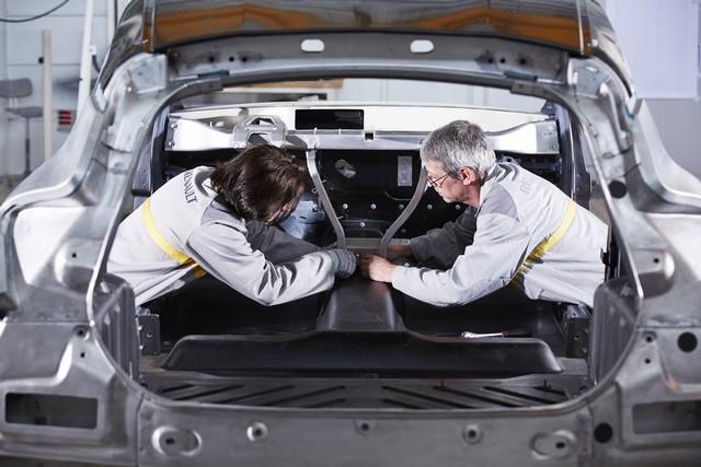 1l/100km : EOLAB, vitrine de l'innovation Renault pour l'environnement 3419736180516