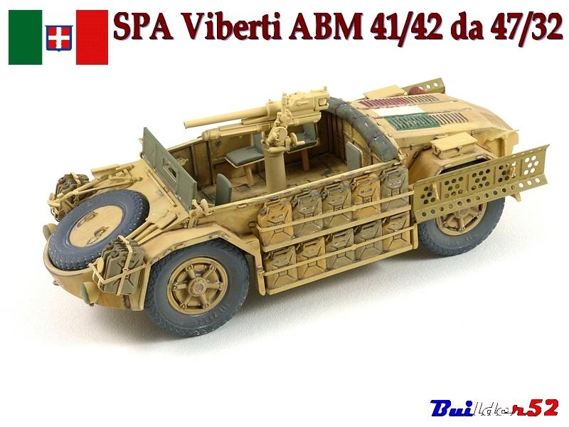 ABM 41/42  AT 47/32 - Italeri 1/35 342661P1050186