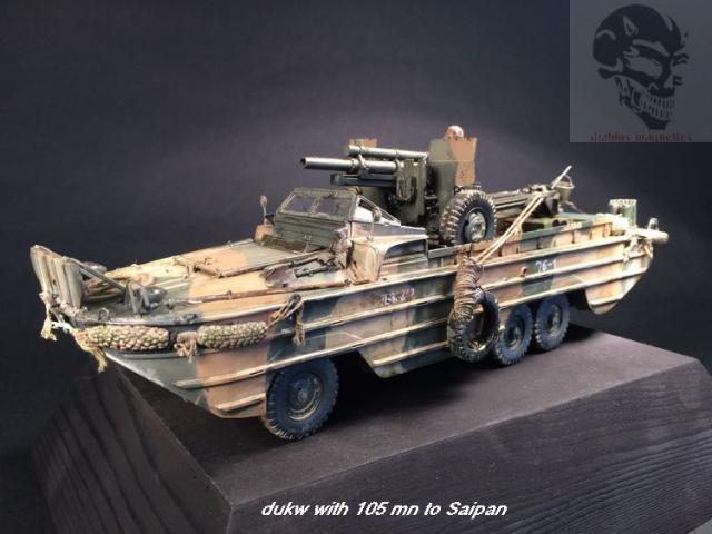 Duck gmc,avec canon de 105mn,a Saipan - Page 3 343054IMG4517