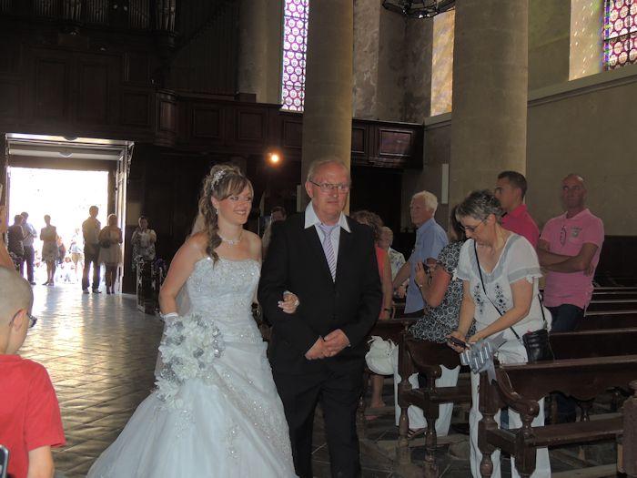 mariage de mon filleul benjamin avec cindy  3438141660