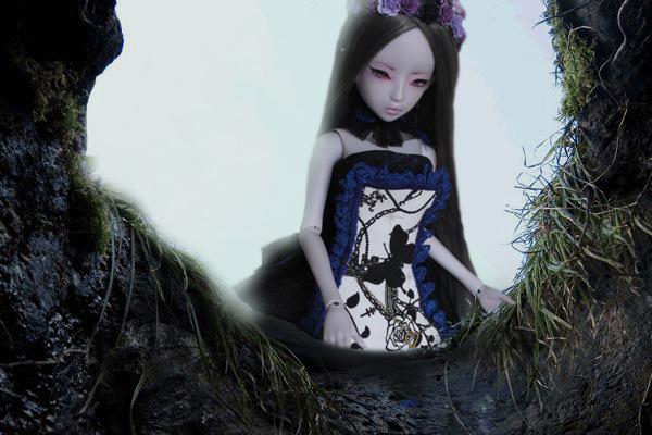 Nymeria (Sixtine Dark Tales Dolls) nouveau make-up p8 - Page 4 343835188701Aliceauborddutrou