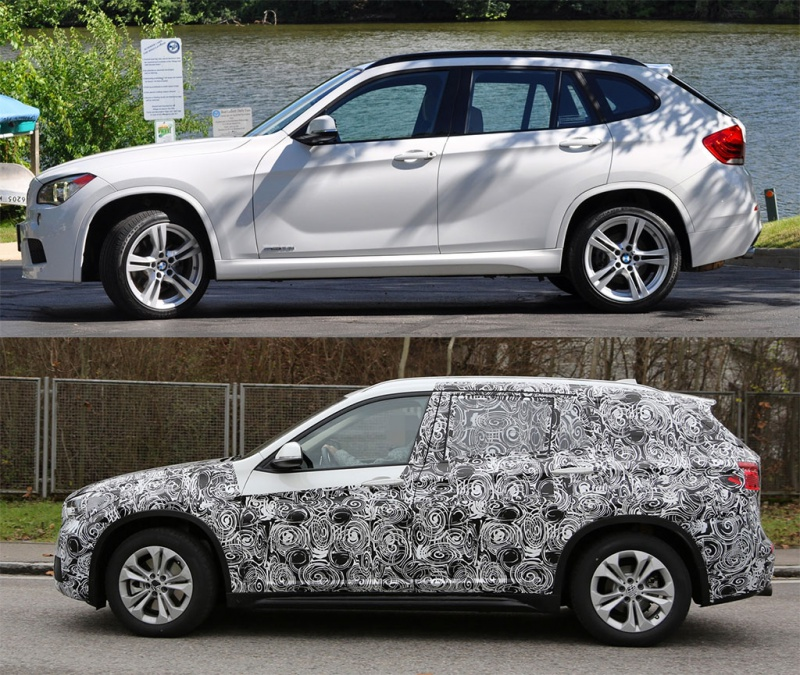 2015 - [BMW] X1 II [F48] - Page 9 345934x1comparison