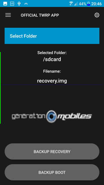 [RECOVERY HTC 10] TWRP 3.3.0-0-pme [15/04/2019] 34594207Screenshot