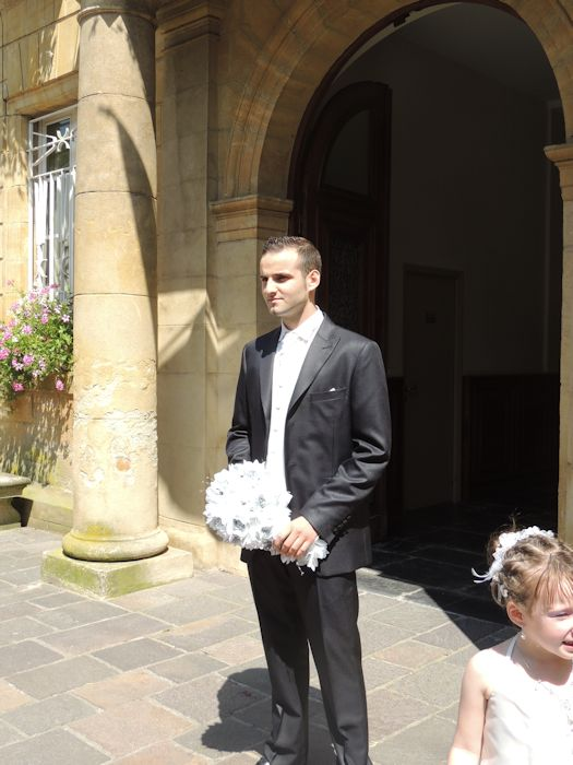 mariage de mon filleul benjamin avec cindy  3459964550