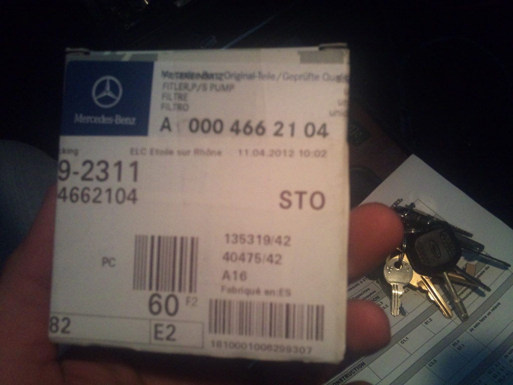 Mercedes 190 1.8 BVA, mon nouveau dailly - Page 10 346199DSC0003