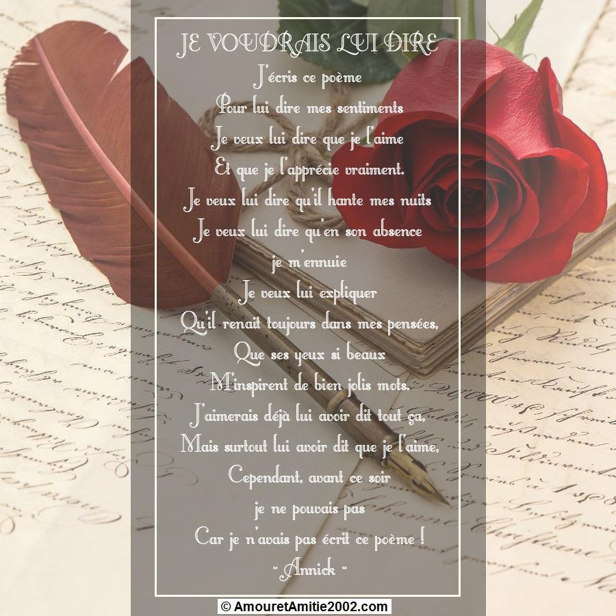 poeme du jour de colette 346268poeme152jevoudraisluidire