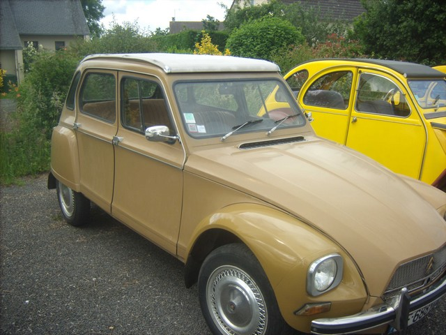 Viking Club 2CV 15éme Rencontre 2012 Domjean (Manche 50420) 346446Jun21626