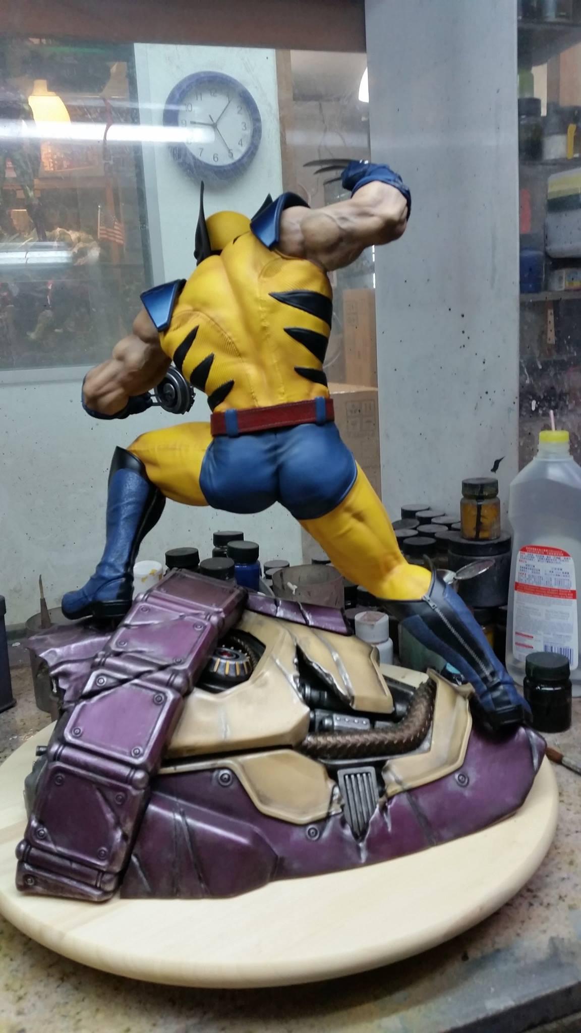 Premium Collectibles : Wolverine - Comics Version - Page 2 346842159874314171090185097935639800247461875890o