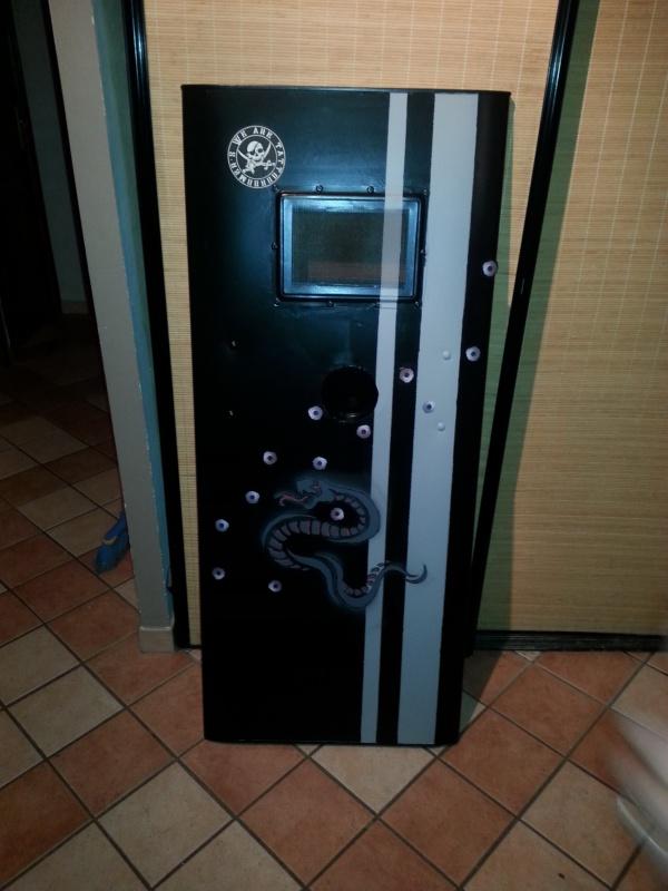 bouclier anti emeute fabrication maison 34687820161125183730