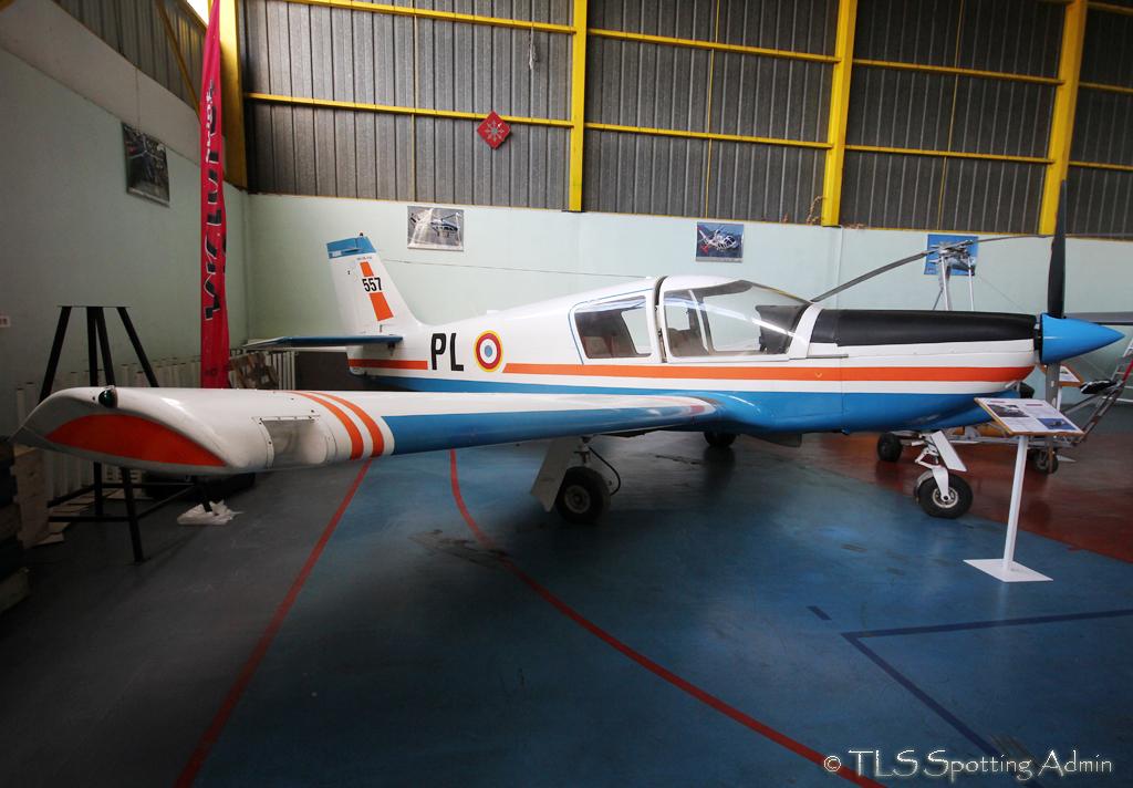 musée de l'aviation de st victoret - Page 2 346881RobinHR100CEVPLStVictoretMuseum100513EPajaud