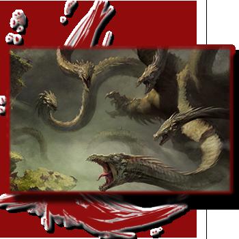 Bestiaire: Les créatures de la Grèce antique, entre Fantastique et réalité. 347114hydra
