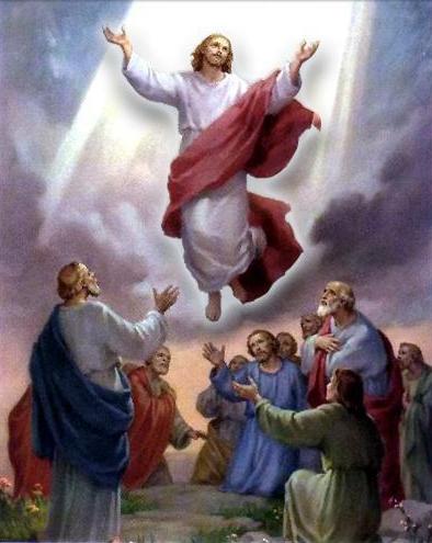 L'ascension des personnages dans l'histoire des religions oui mais où et comment? - Page 3 347401ascensionJsus