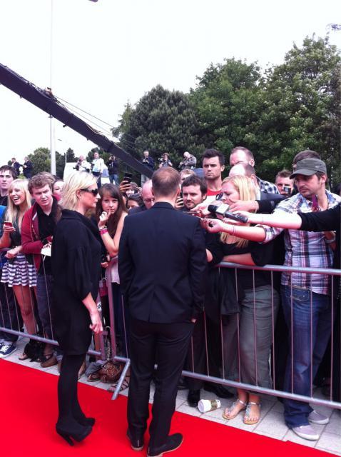 Gary arrive à l'audition de X Factor à Birmingham 1/06/11 349479dxtgf