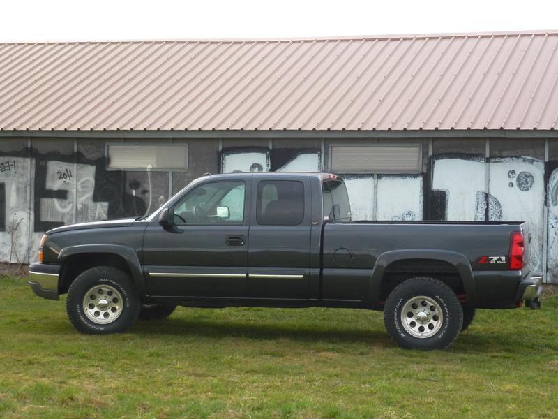 Chevrolet Silverado V8 5,3L 2003 349722P1040067