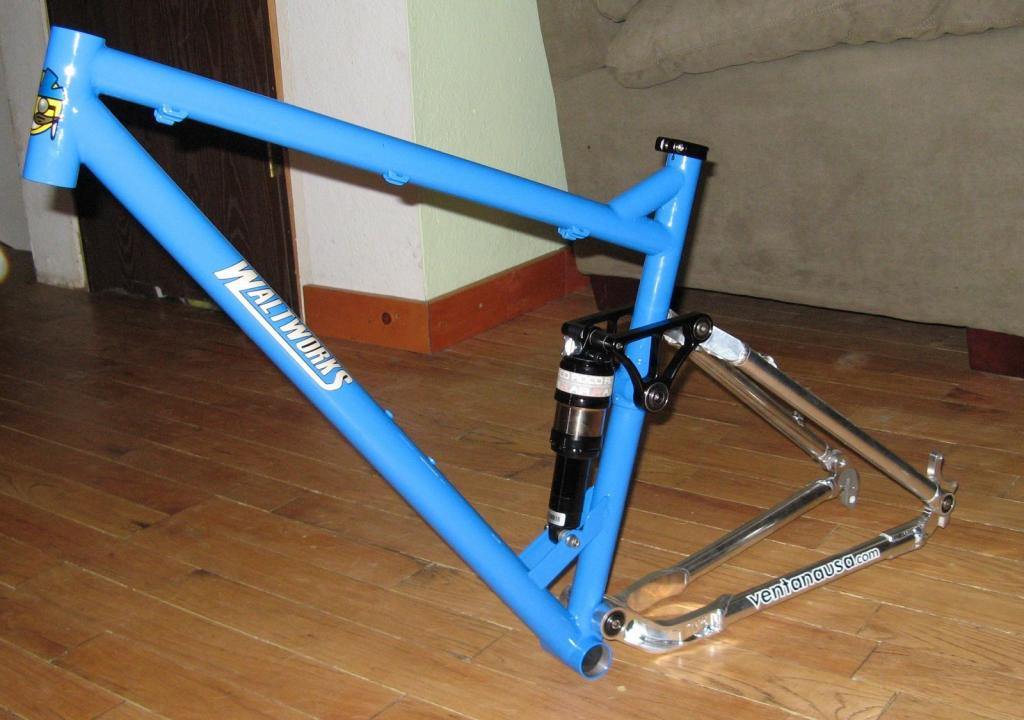 Waltworks Custom Bicycles 34986Tony