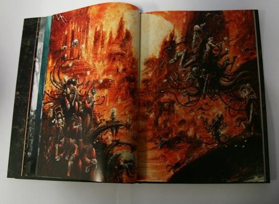 La Volonté de l'Empereur de John Blanche (Art Book) 350310Blacheillistration