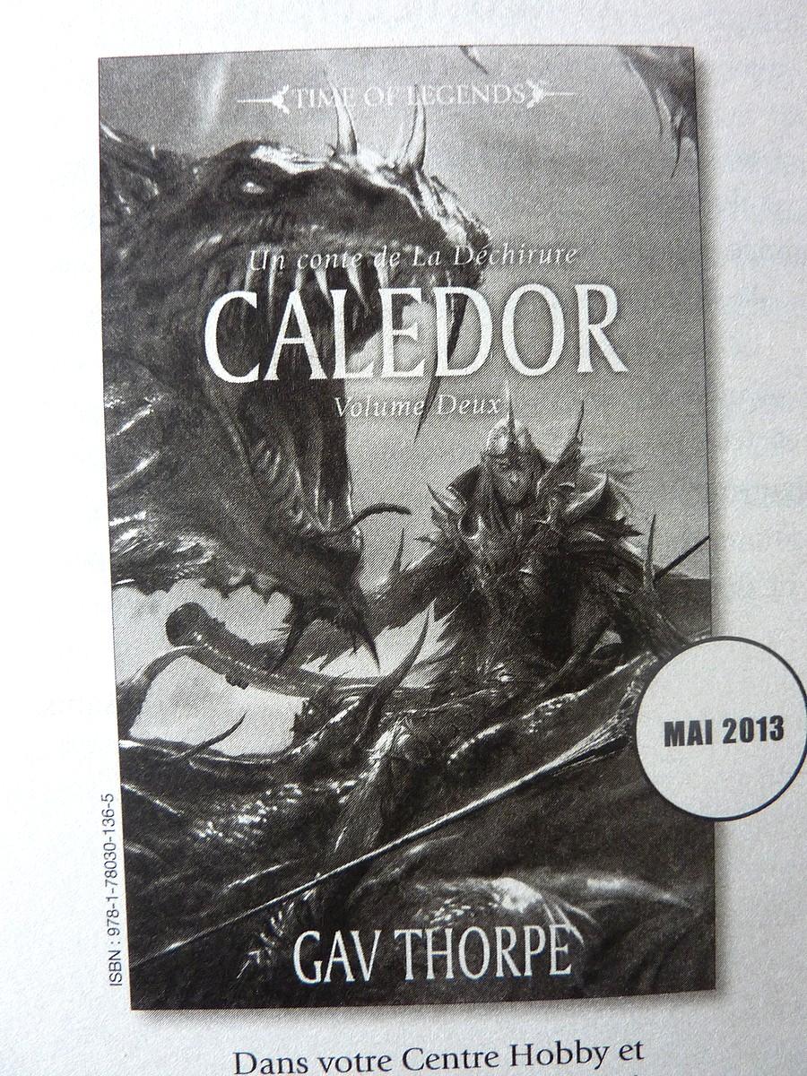 [Black Library] Caledor Volume 1 et 2 de Gav Thorpe 351798CaledorII