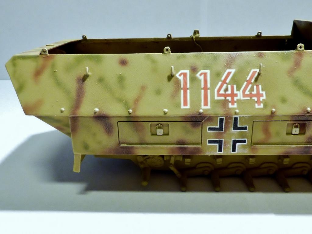 sdkfz - SdkFz 251 / 9  Tamiya / AFV 352482P1070083Copier