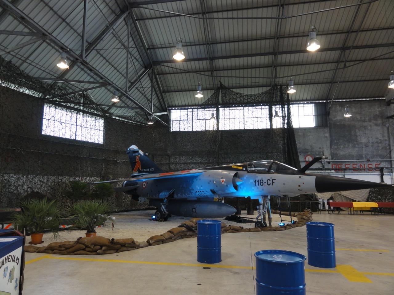 Retrait du Mirage F-1 353197DSC01726