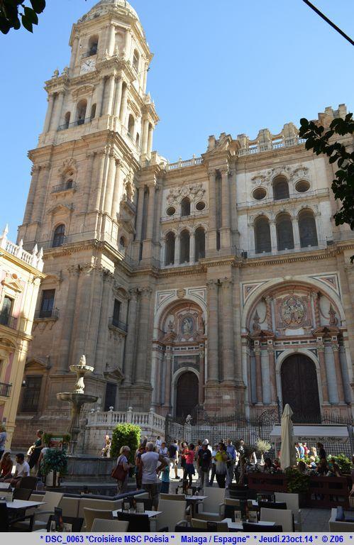 Z06 / C/R MSC.... Poesia 21/10 au 30/10 2014   Gêne Malaga Casablanca Lisbonne Barcelone Marseille 353887DSC0063