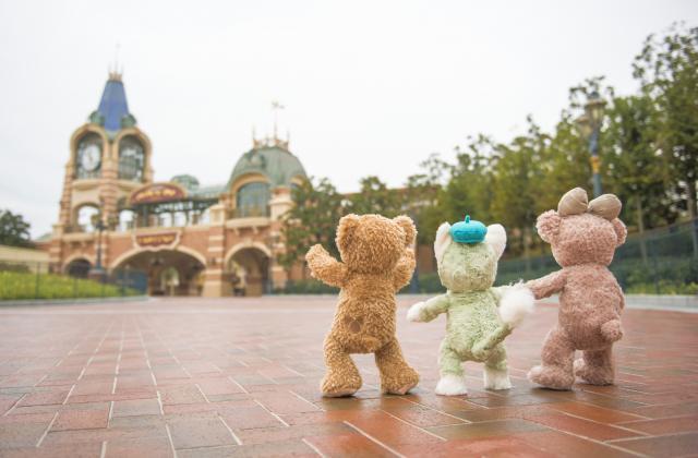 Shanghai Disneyland (2016) - Le Parc en général - Page 38 354223w960
