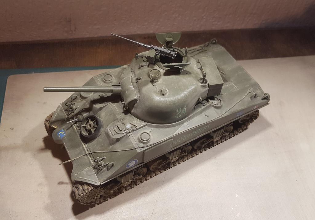 Sherman 1/35ème  Asuka models 35437020170317202812