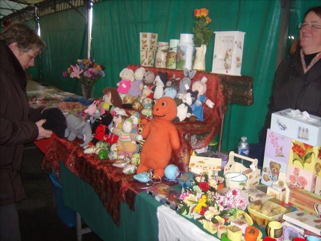 marché de Noël - Saint-Sever-Calvados 14380 354641Dec19244