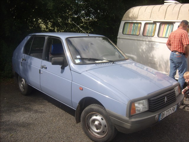 Viking Club 2CV 15éme Rencontre 2012 Domjean (Manche 50420) 355234Jun21633