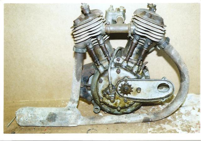 Moto René Gillet 750 type G 1929 355651Arengilletmoteur