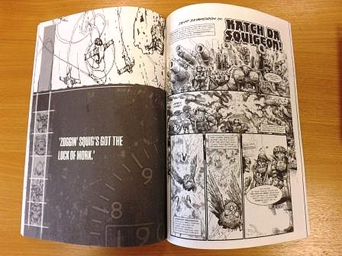 Deff Skwadron de Gordon Rennie & Paul Jeacock (Graphic Novel) 355760DeffSkwadronInternal