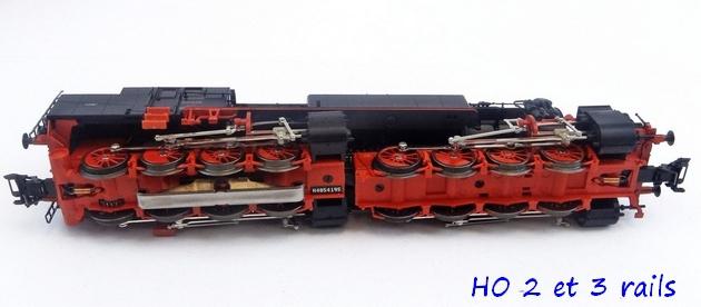 Les locomotives à vapeur articulées 356376Mrklin3796MALLETBR960174R