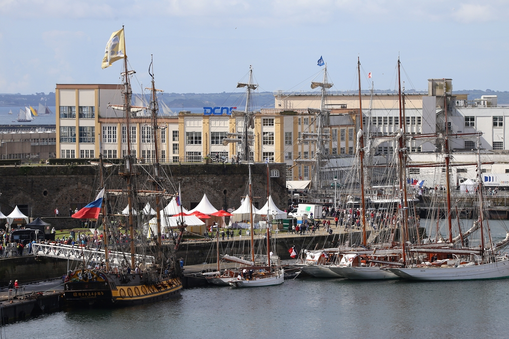 A l'occasion des Fêtes maritimes de Brest 2016 357224IMG555513072016102239
