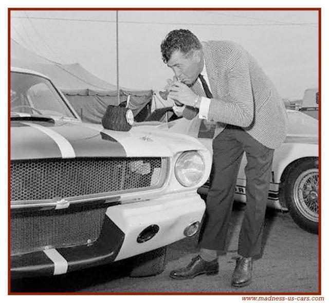 mustang shelby 350 GT 1965  kit monogram 1/24 . 357285CarrollShelby350gt