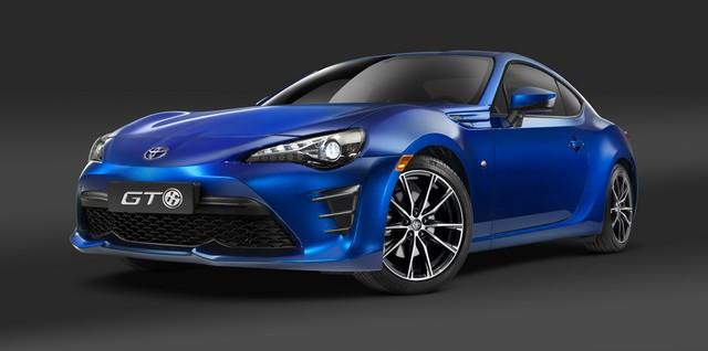 Toyota Annonce Les Tarifs Du Nouveau GT86 357301MY17ToyotaGT861