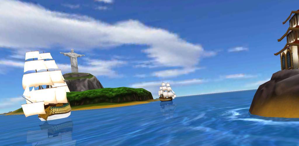 [JEU] AGE OF WIND 2 :Controllez votre propre bateau et trouvez le trésor [Lite/Payant] 3576372